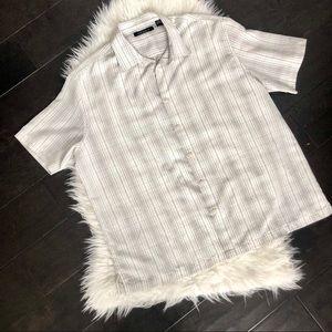Axist, Button-Down Short Sleeve Shirt